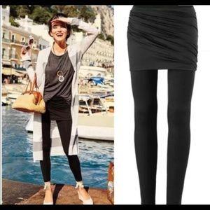 CABI Womens M'LEGGINGS Skirt #3857 Forest Green